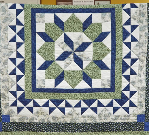 Star Quilt by Penny Vorland