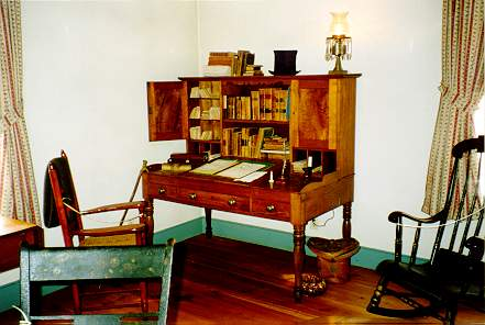 Silas Wright's Desk